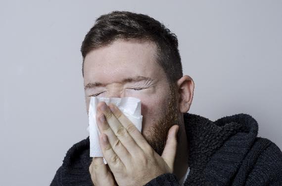 鼻炎薬を飲んだあとは勃たない?