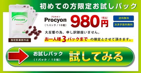 お試し用1パック980円