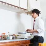 不健康な独身男性の一人暮らしの食生活が中折れや勃たない原因になる